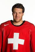 31.07.2013; Wetzikon; Eishockey - Portrait Nationalmannschaft; Matthias Bieber (Valeriano Di Domenico/freshfocus)