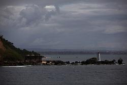 MADAGASCAR ANTSIRANANA 2APR13 - Lighthouse at the entry point of the bay of Antsiranana, Madagascar.<br /> <br /> jre/Photo by Jiri Rezac / Greenpeace