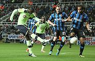Newcastle United v Club Brugge 251012
