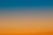 An abstract sunset image.