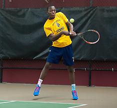2015 A&T Men's Tennis vs Michigan State University