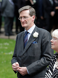 © Licensed to London News Pictures. 20/06/2016. London, UK. DOMINIC GRIEVE MP arrives at St Margaret's Church, Westminster Abbey to take part in a Service of Prayer and Remembrance to commemorate Jo Cox MP, who was killed in her constituency on June 16, 2016. Photo credit: Peter Macdiarmid/LNP
