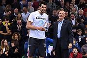 Giampaolo Ricci<br /> Vanoli Cremona - Happy Casa New Basket Brindisi<br /> Postemobile Final Eight - Finale<br /> Legabasket 2018/2019<br /> Firenze, 17/02/2019<br /> Foto M.Ceretti / Ciamillo-Castoria