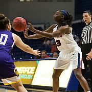 171106 Samford vs Montevallo Womens Basketball