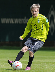 13.05.2011, Trainingsgelaende Werder Bremen, Bremen, GER, 1.FBL, Training Werder Bremen, im Bild Marko Marin (Bremen #10)   EXPA Pictures © 2011, PhotoCredit: EXPA/ nph/  Frisch       ****** out of GER / SWE / CRO  / BEL ******