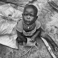 IDP camp Juba