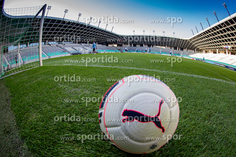 During practice session of Slovenian National Football Team before Euro 2016 Qualifications match against Switzerland, on September 1, 2015 in SRC Stozice, Ljubljana, Slovenia. Photo by Urban Urbanc / Sportida