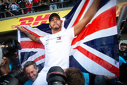 File photo dated 28-10-2018 of Mercedes' Lewis Hamilton.