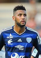Hugo Konongo - 21.08.2015 - Creteil / Metz - 4eme journee de Ligue 2<br /> Photo : Andre Ferreira / Icon Sport
