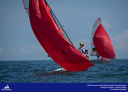 The 49th edition of the Youth Sailing World Championships will see over 400 sailors from 66 nations. Gdynia, Poland is hosting the 2019 Youth Worlds from 13-20 July 2019.