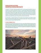 2016 Seattle Park District Annual Report