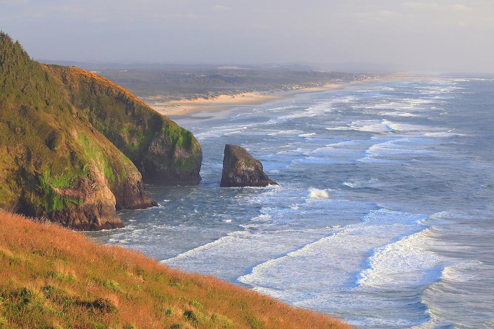 Sea Lion Caves South Overlook - Oregon Coast