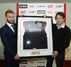 MOTM - Photo mandatory by-line: Joe Meredith/JMP - Tel: Mobile: 07966 386802 18/01/2014 - SPORT - FOOTBALL - Ashton Gate - Bristol - Bristol City v MK Dons - Sky Bet League One