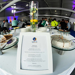 20150910: CRO, Basketball - VIP Catering