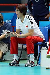 China coach Lang Ping