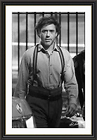 Robert Downey Jr.Going On set of Sherlock Holmes. Holborn London A2 Museum-quality Archival signed Framed Print (Limited Edition of 25)