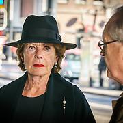 NLD/Amsterdam/20181027 - Herdenkingsdienst Wim Kok, Neelie Kroes