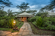 Luxury lodge safari photography in Kenya