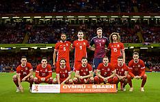2018-10-11 Wales v Spain