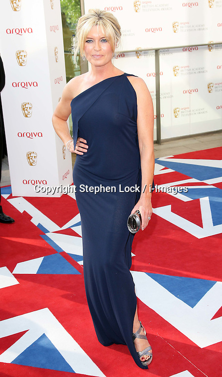 Tina Hobley arriving at the British Academy Television Awards in London on Sunday, May 27th 2012.  Photo by: Stephen Lock / i-Images