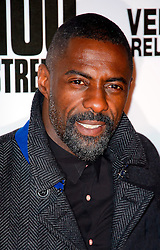 Idris Elba arriving at the premiere of 100 Streets at the BFI on November 8 2016 in New York City. EXPA Pictures © 2016, PhotoCredit: EXPA/ Avalon/ Famous<br /> <br /> *****ATTENTION - for AUT, SLO, CRO, SRB, BIH, MAZ, SUI only*****
