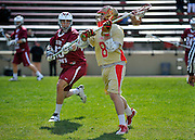 NCAA Men's Lacrosse: Keydets drop home opener to Saint Joseph's, 12-4