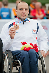 Julien Casoli, 2014 IPC European Athletics Championships, Swansea, Wales, United Kingdom