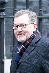 © Licensed to London News Pictures. 29/11/2016. London, UK. Secretary of State for Scotland David Mundell arriving in Downing Street to attend a cabinet meeting this morning. Photo credit : Tom Nicholson/LNP