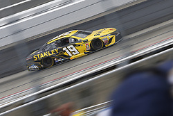 May 6, 2018 - Dover, Delaware, United States of America - Daniel Suarez (19) battles for position during the AAA 400 Drive for Autism at Dover International Speedway in Dover, Delaware. (Credit Image: © Justin R. Noe Asp Inc/ASP via ZUMA Wire)