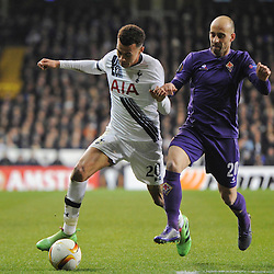 Spurs v Fiorentina | Europa League | 25 February 2016
