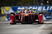 March 14, 2015 - FIA Formula E Miami EPrix: Nelson Piquet (FL), China Racing