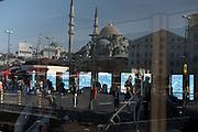 New Mosque of Mother Sultan, Eminonu, Istanbul, Turkey
