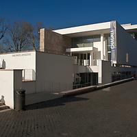 Richard Meier's Ara Pacis Museum in Rome.