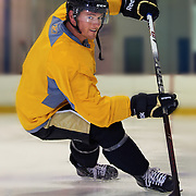 Pittsburgh Penguins Dylan Reese Gets Ready for the Season