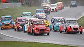 2CVPARTS.com Classic Cars Races
