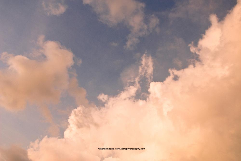 Clouds Sarasota, Florida