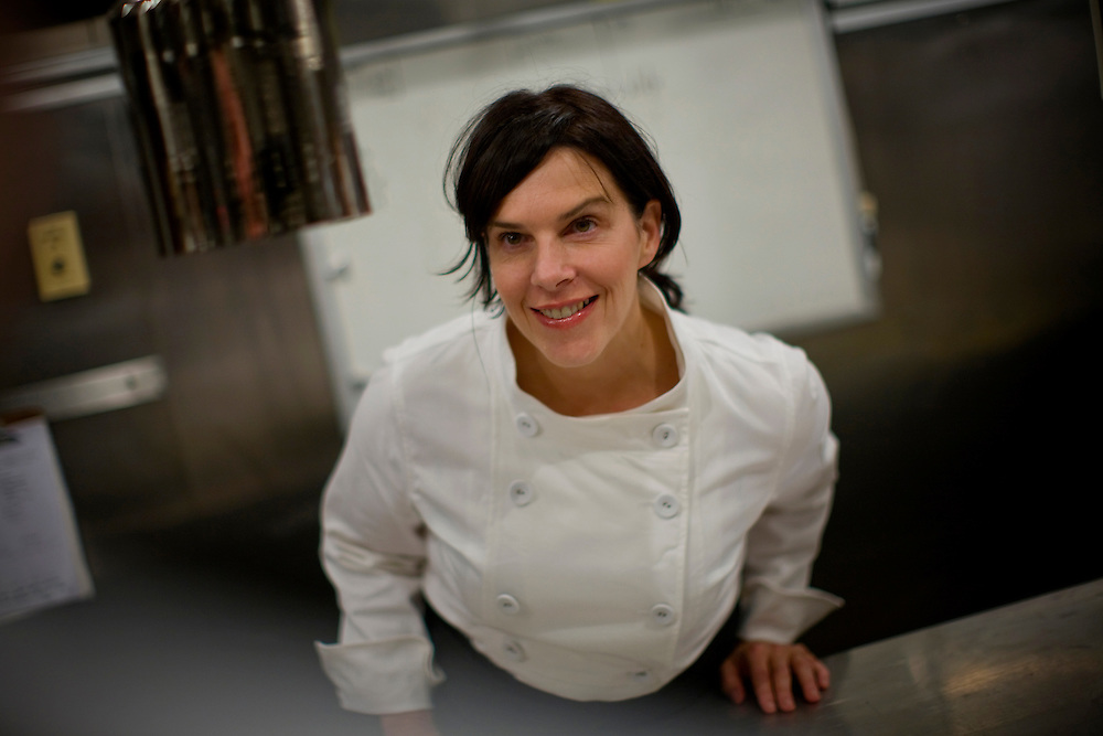 Chef Barbara Lynch, one of the foremost chefs in America, trained in the classic European manner through a series of apprenticeships under some of Boston's greatest culinary talent