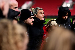 Tanya Oxtoby manager of Bristol City Women - Mandatory by-line: Ryan Hiscott/JMP - 17/02/2020 - FOOTBALL - Ashton Gate Stadium - Bristol, England - Bristol City Women v Everton Women - Women's FA Cup fifth round