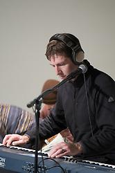 Jim Meyer at OPB Studios
