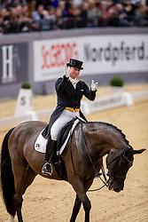 Werth Isabell, GER, Weihegold OLD<br /> Grand Prix de Dressage CDI-W<br /> FEI Dressage World Cup<br /> Neumünster - VR Classics 2019<br /> © Hippo Foto - Stefan Lafrentz
