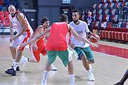 Daniel Hackett<br /> Nazionale Italiana Maschile Senior<br /> Eurobasket 2017<br /> Allenamento<br /> FIP 2017<br /> Telaviv, 30/08/2017<br /> Foto Ciamillo - Castoria/ M.Longo