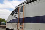 Metrolink Commuter Train