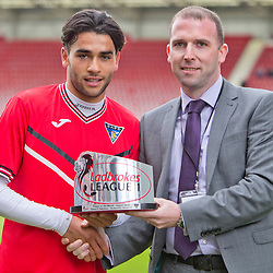 Faissal El Bakhtaoui | Scottish League One Player of the Month | 13 September 2015