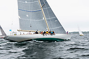 Wild Horses sailing in the Corinthian Classic Yacht Regatta.