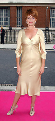 Actress PATSY PALMER at a charity event 'In The Pink' a night of music and fashion in aid of the Breast Cancer Haven in association with fashion designer Catherine Walker held at the Cadogan Hall, Sloane Terrace, London on 20th June 2005.<br /><br />NON EXCLUSIVE - WORLD RIGHTS