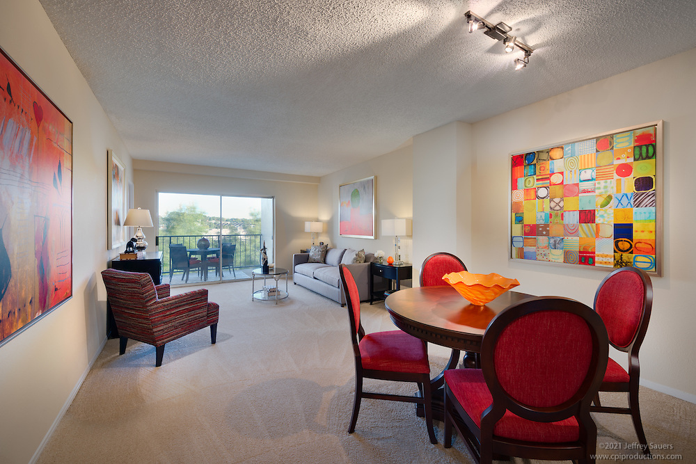 Arlington VA Interior design image of Windsor at Shirlington Village Apartments by Jeffrey Sauers of Commercial Photographics, Architectural Photo Artistry in Washington DC, Virginia to Florida and PA to New England