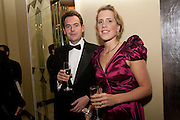 DICK LUCK; LAURA LUCK, The cartier Racing Awards hosted by Arnaud Bamberger and the hon Harry Herbert. Claridges. London. 17 November 2009.