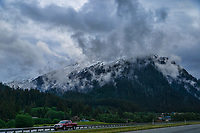 Egan Drive (Route 7) from Juneau International Airport