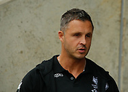 Paul Rowley (Coach) of Toronto Wolfpack during the Betfred Super 8s Qualifiers match at Shay Stadium, Halifax<br /> Picture by Stephen Gaunt/Focus Images Ltd +447904 833202<br /> 12/08/2018