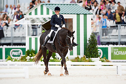 Joann Formosa, (AUS), Worldwide PB - Individual Test Grade Ib Para Dressage - Alltech FEI World Equestrian Games™ 2014 - Normandy, France.<br /> © Hippo Foto Team - Jon Stroud <br /> 25/06/14